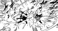 Erza And Kagura Clashing