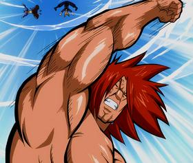 Ichiya derrota a Bacchus y Rocker