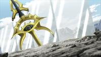 Arlock summons barriers