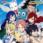 Fairy Tail's main cast