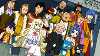 Fairy Tail's surprise