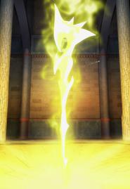 Dragon Cry staff