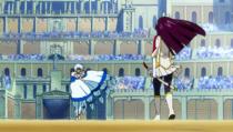 Kagura se Enfrenta a Yukino