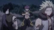 Natsu, Sting y Rogue Preparados Para Luchar