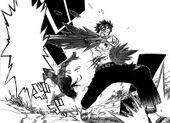 Espada de siete cortes manga
