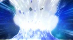 Gray y Lyon Impactados por Ice Volcano