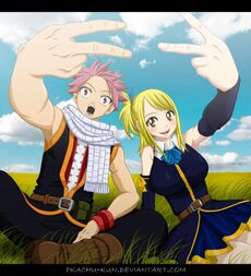 Nalu fan art (56)