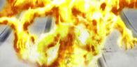 Smocza forma mocy Natsu