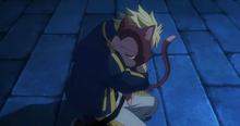 El abrazo de Sting y Lector
