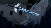 Espada Heaven's Wheel Armor