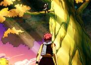Natsu encounters Ultear