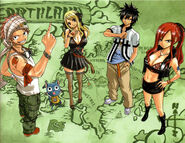 Earth Land+Team Natsu