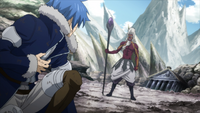 Jellal vs. August