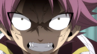 Natsu declares war on Tartaros