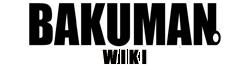 Bakuman Wiki-wordmark