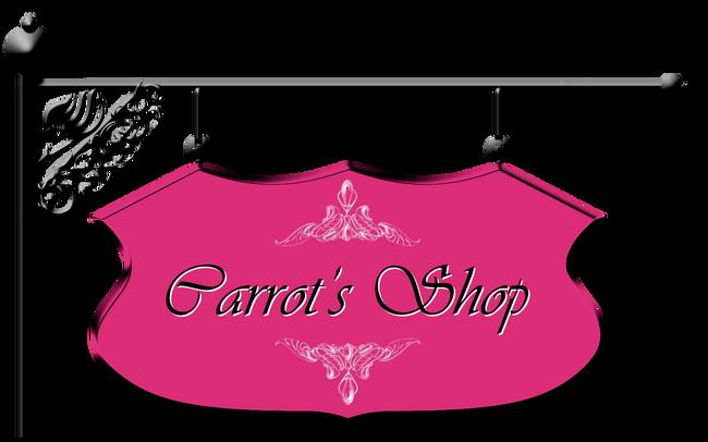 Carrot's shop logo