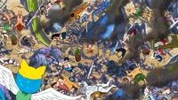 Destroyed Ryuzetsu Land