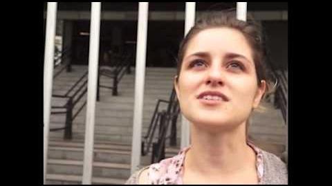 Milena Ataca novamente - Veja por que ela chego atrasada no ENEM!