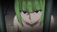 Brandish refuses to talk to Lucy