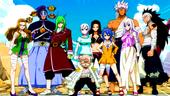 Fairy Tail Miembros Lesionados Regresan