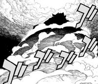 Ikusa-Tsunagi being summoned