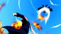 Natsu beats JBG
