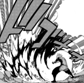 Взрывная Волна Дракона Белой Тени