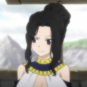 Dragneel mother