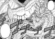 Dragon Elefseria appearance