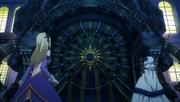 Lucy e Yukino não conseguem destruir o Eclipse