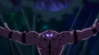 Torafuzar uses Tenchi Kaimei