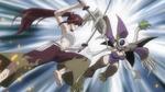 Erza y Kyouka Continúan Luchando
