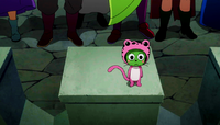 Frosch feels lonely