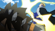 Laxus finds Wahl