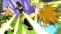 Sagittarius shoots Hibiki