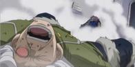 Zero pokonany przez Natsu