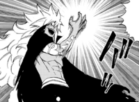 Acnologia's excitement against Irene