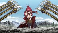 Erza's Ataraxia Armor