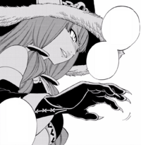 Irene reveals throwing Erza away