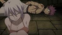 Lisanna and Natsu as Cube shakes