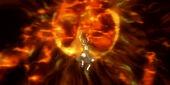 Сияющее Пламя Огненного Дракона
