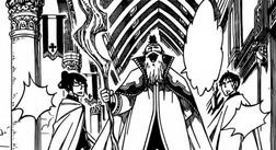 Org, Lahar i Doranbolt rozmawiają o powrocie Fairy Tail