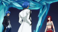 Siegrain, Jellal and Erza