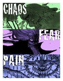 Chaos, Fear, Pain