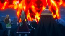 Laxus y Raijinshuu vs. Atlas Flame
