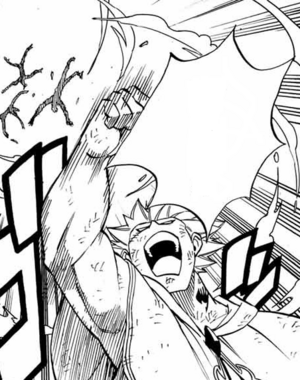 Elfman's Manly Fist