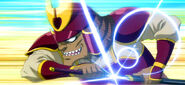 Yomazu tries to stop Levy