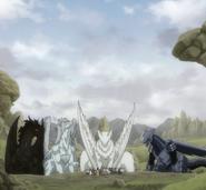 Dragones Conviviendo con Humanos
