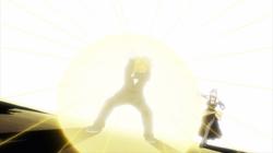 Loke ilumina el campo de batalla