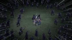 Fairy Tail, Arcadios y Yukino son atrapados por los soldados